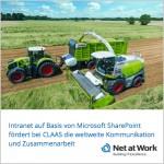 Net at Work entwickelt für CLAAS Intranet auf Basis von Microsoft SharePoint