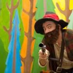 """Der Räuber Hotzenplotz"""" – Kindertheaterklassiker von Otfried Preußler – jetzt im Trotz-Alledem-Theater!"""