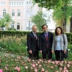 Japanischer Generalkonsul lobte die Gartenschau