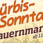 Kürbis-Sonntag mit Bauernmarkt am 29. Oktober 2017 in Rietberg