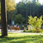 """Dauerhaft """"Blumenpracht und Waldidylle"""" in Bad Lippspringe"""