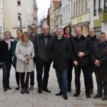 Viele Herausforderungen in historischen Stadt- und Ortskernen
