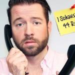 """""""Total voll!"""" – Ein Schauspieler in 44 Rollen"""