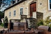Wewelsburg-mit-Bronzemodell
