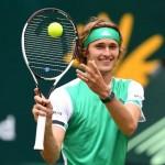 Tennisstar Alexander Zverev unterschreibt einen Drei-Jahres-Vertrag