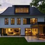 Modernisiertes Einfamilienhaus, Bergisch Gladbach: Kreativer Ansatz – durchgängige Umsetzung