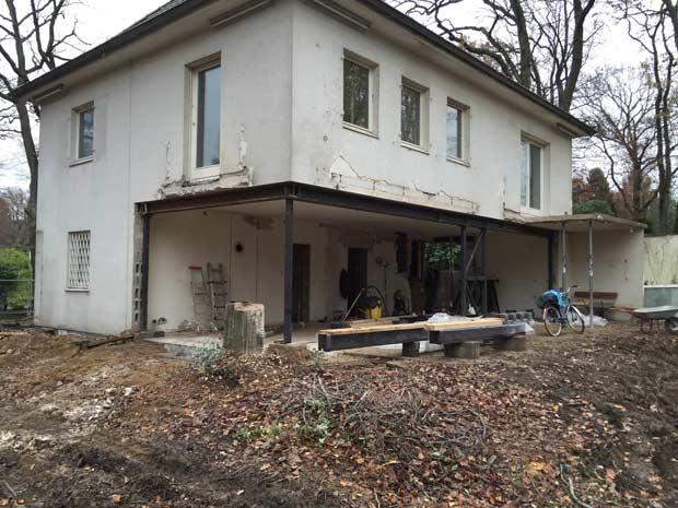 Modernisiertes Einfamilienhaus, Bergisch Gladbach: Kreativer Ansatz ...