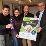 20.000 Euro für den Umwelt- und Klimaschutz