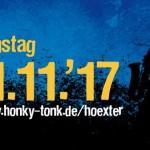 Honky Tonk Kneipenfestival in Höxter am 11.11. + Bändchenverlosung!