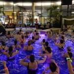 AquaFitness-Night im Ishara: Acht Sportarten an einem Abend erleben