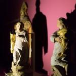Geheimnisvoller Blick hinter die Schlossmauern – Lichterführung in der Wewelsburg