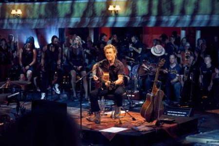 """Neuer musikalischer Höhepunkt für Rockstar Peter Maffay: Mit seinem von Fans und Kritikern gefeierten Album """"MTV Unplugged"""" eroberte er bereits zum 18. Mal die Spitze der Album-Charts und kommt mit seiner gleichnamigen Tournee am 25. Februar 2018 auch ins GERRY WEBER STADION. © Wolfgang Köhler"""