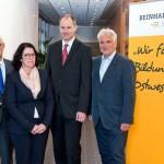 Reinhard Mohn Stiftung zieht erfolgreiche Zwischenbilanz