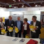Smarte Industrie – Region präsentiert sich auf Zuliefermesse FMB