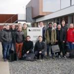 Studenten der Hochschule Hamm-Lippstadt besuchten LÜBBERING und CLAAS