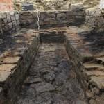 LWL-Archäologen entdecken älteste Warmluftheizung Westfalens