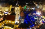 Mehrere hunderttausend aus der weiteren Umgebung besuchen in diesen Wochen den Weihnachtsmarkt. Foto: Holtmann