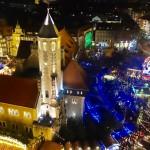 Stimmungsvoller Weihnachtszauber in der Löwenstadt