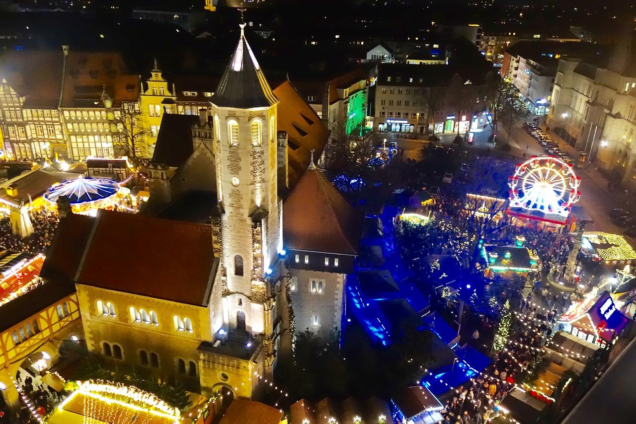 Weihnachtsmarkt Braunschweig.Stimmungsvoller Weihnachtszauber In Der Löwenstadt Owl Journal