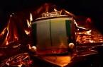 """Auch dieses kuriose """"TV-Tennis"""" von 1972 kann in der Ausstellung ausprobiert werden. (Foto: Braun Media/HNF)"""