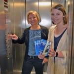 Elevator Pitch im Rathaus