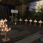 Gedenken am 19. Dezember auch auf dem Mindener Weihnachtsmarkt