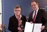 Adelheid Rieffel erhält NRW-Verdienstorden