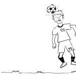 Welche Auswirkungen haben Kopfbälle im Fußball?