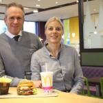 McDonald's Restaurant der Zukunft in Bielefeld Sennestadt