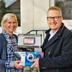 Bertelsmann-Fahrdienst spendet Tank-Prämien an Jugendhilfe Bethel in Gütersloh