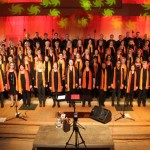 Gospel-Konzert der St. Vitus Singers stimmt auf die Weihnachtszeit ein