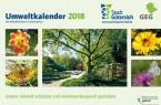 Zwölf Monate, zwölf Themen: Der Umweltkalender bietet vielfältige Informationen zum Natur- und Umweltschutz in Gütersloh.