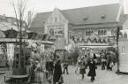 Lange Tradition hat der Braunschweiger Weihnachtsmarkt.Foto: /Stadtarchiv BraunschweigGisela Rothe