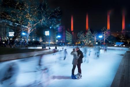 Die Autostadt in Wolfsburg setzt zahlreiche Glanzlichter in der dunklen Jahreszeit
