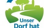 """Logo des Wettbewerbs """"Unser Dorf hat Zukunft"""""""