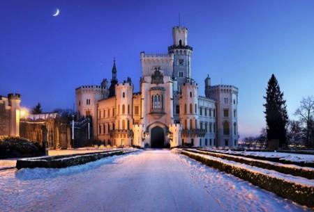 Schloss Hluboká nad Vltavou. Foto: CzechTourism/Ladislav Renner