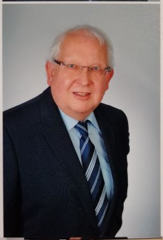 LBS-Bezirksleiter Friedhelm Karwat