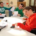 Menschen mit Behinderung finden mehr Arbeit