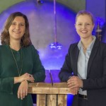 Alexandra Altmann und Daniela Drabert Vorstandssprecherinnen 2018