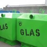 Bitte der Stadt: Containerstandorte sauber halten