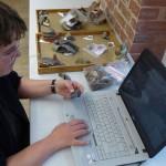 LWL-Archäologen entdecken 500 Jahre alte Gussformen
