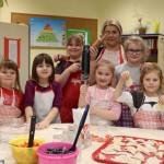 Internationale Kochnachmittage in der Offenen Ganztagsschule Lügde