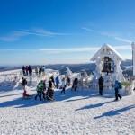 Glänzend unterwegs zur Winter- Wanderwoche im Erzgebirge