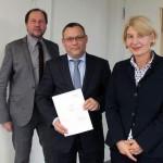 Dr. Carsten Tiemann mit Honorarprofessur ausgezeichnet