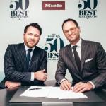 """Miele wird exklusiver Küchengeräte-Partner von """"The World's 50 Best Restaurants"""""""