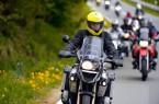 Biker bei der Saisoneröffnung. Foto: © GfW Höxter