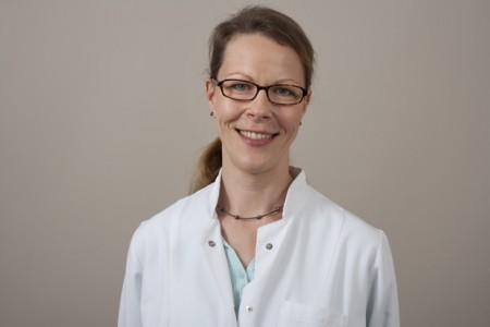 Dr. Iris Held, kommissarische Leiterin der Klinik für Plastische, Ästhetische und Handchirurgie im Klinikum Gütersloh