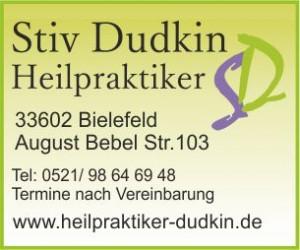 Heilpraktiker Stiv Dudkin