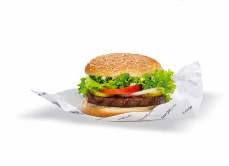BARRICOTE® WRAP WG – das ideale Einschlagpapier für fettige und trockene Lebensmittel