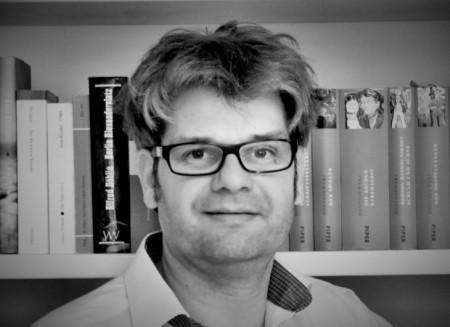 Dr. Matthias Buschmeier, Akademischer Oberrat für Germanistische Literaturwissenschaft an der Universität Bielefeld und Dozent am EZUS.